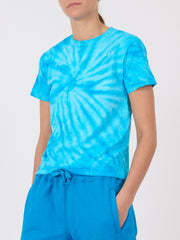 collina-strada-turquoise-tie-dye-call-mom-tee-on-body