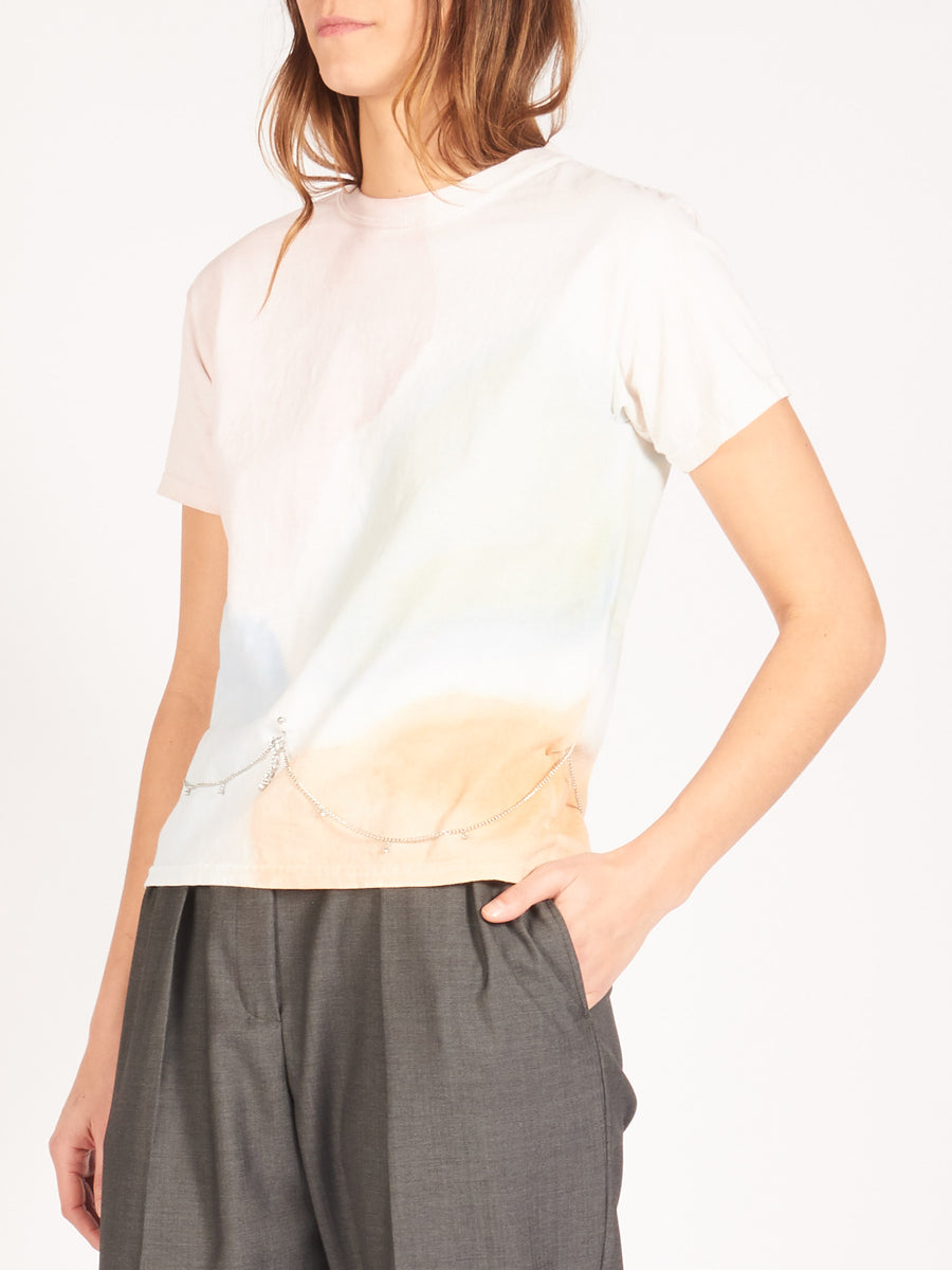 Collina Strada-Watercolor-Belly-Chain-Tee-on-body