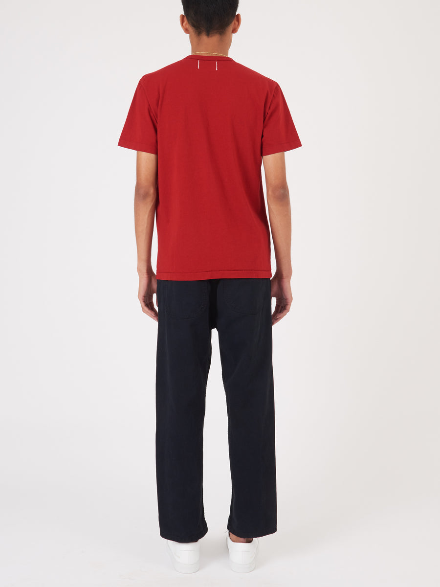 Dehen-Red-Heavy-Duty-Pocket-Tee-on-body