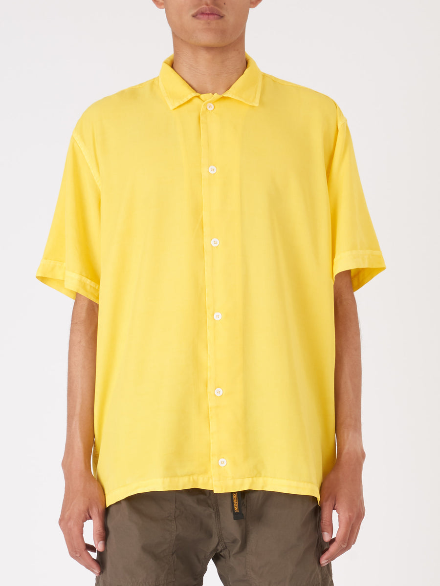Éditions-M.R-Lemon-Steve-S/S-Shirt-on-body