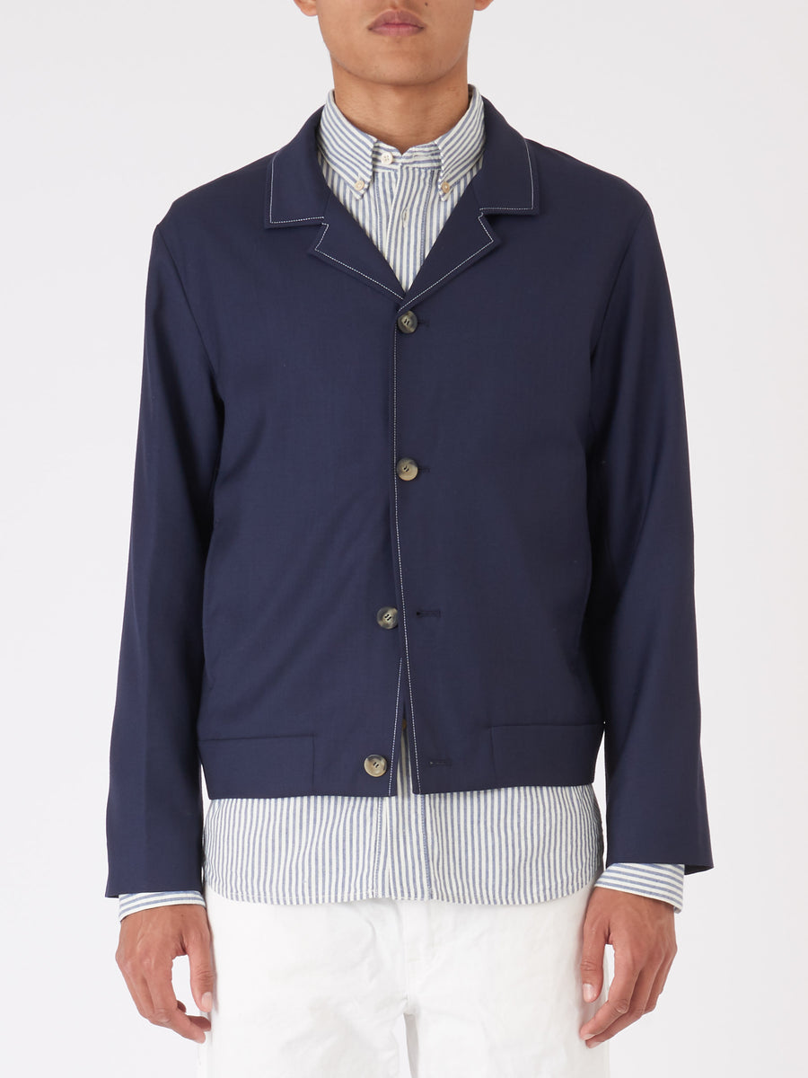 Éditions-M.R-Navy-New-Bonaparte-Jacket-on-body