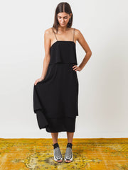 frances-may-houseline-black-simple-layer-dress-on-body