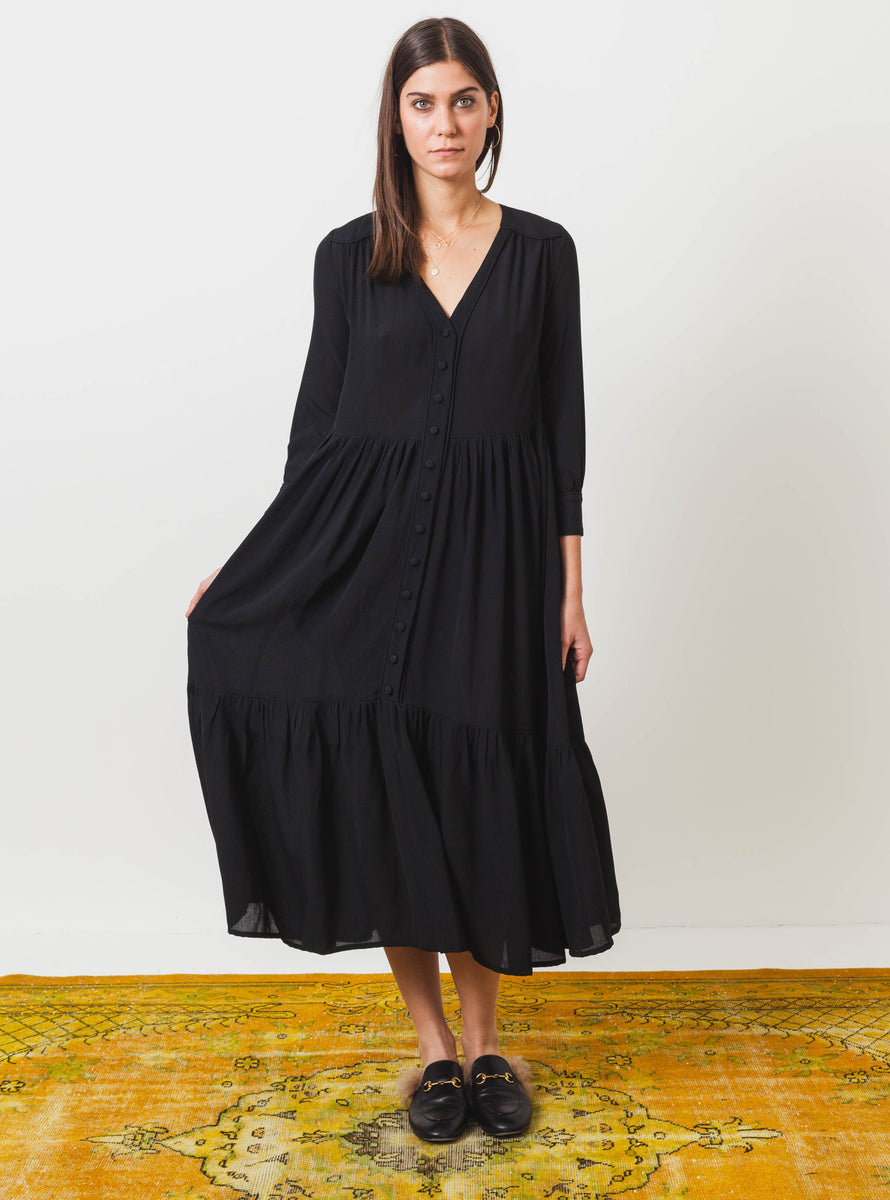 frances-may-houseline-black-stripe-house-dress-on-body