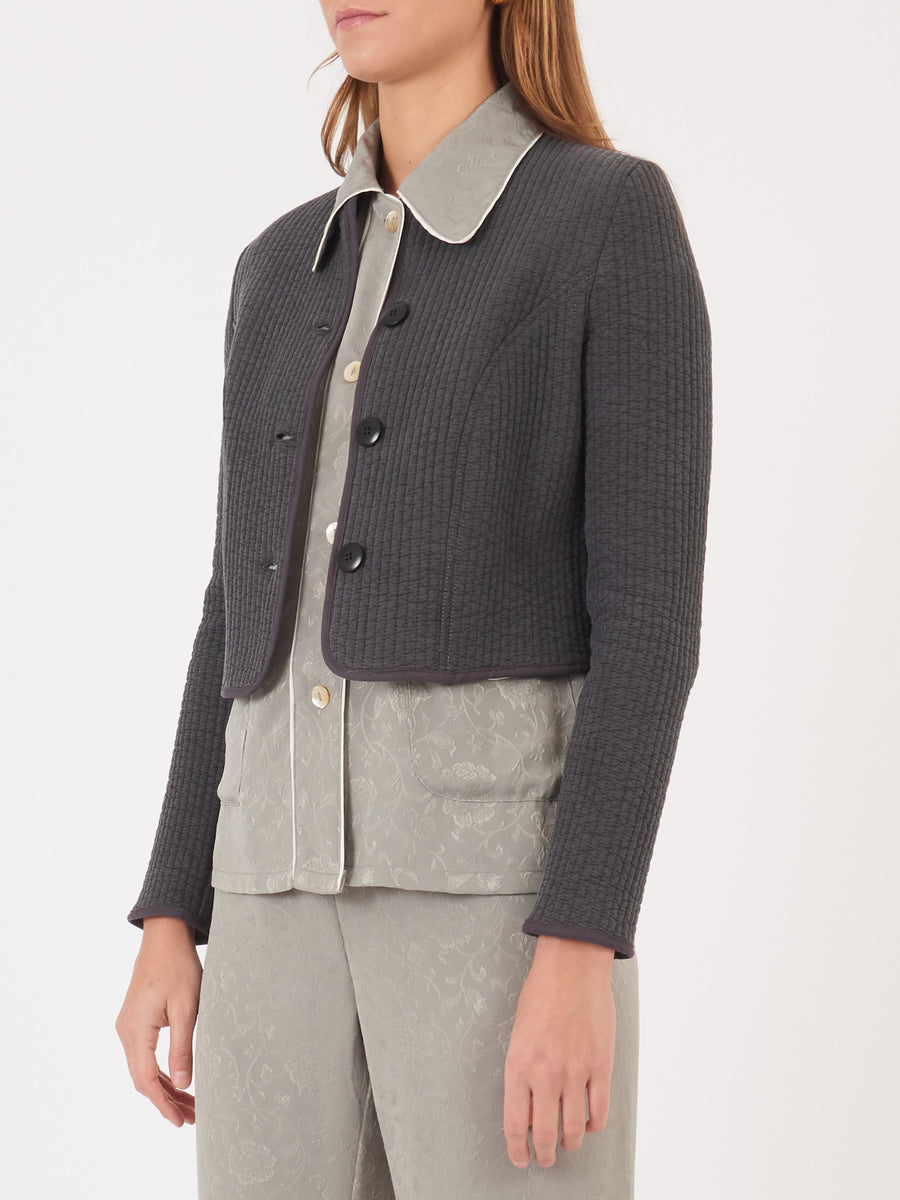 Frances-May-Houseline-Charcoal-Quilted-Anna-Jacket-on-body