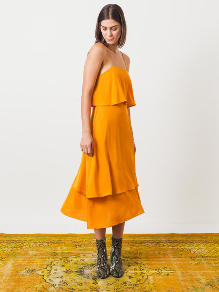 Marigold Simple Layer Dress
