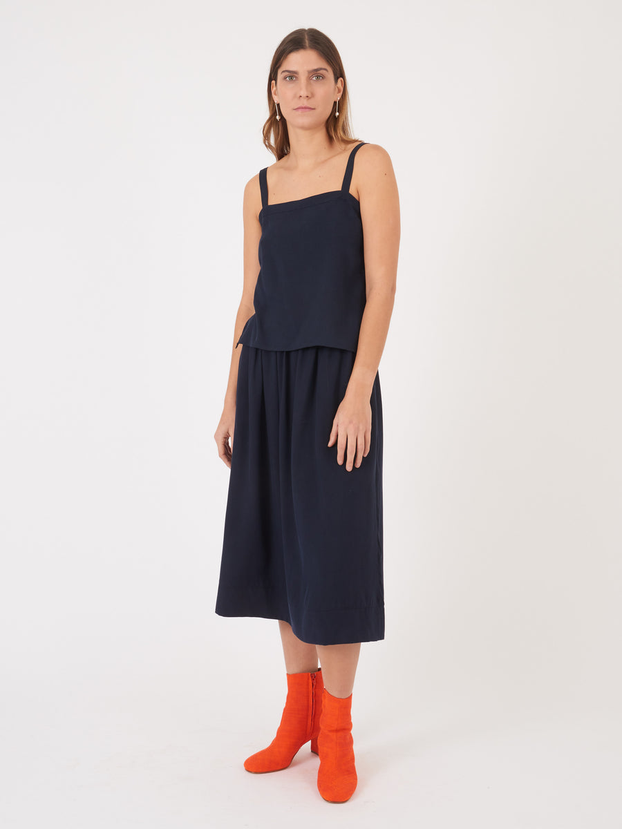 Frances-May-Houseline-Navy-Silk-Linen-Rhys-Tank-on-body