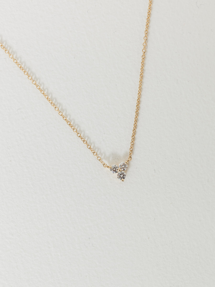 gabriela-artigas-14k-gold-triple-diamond-necklace