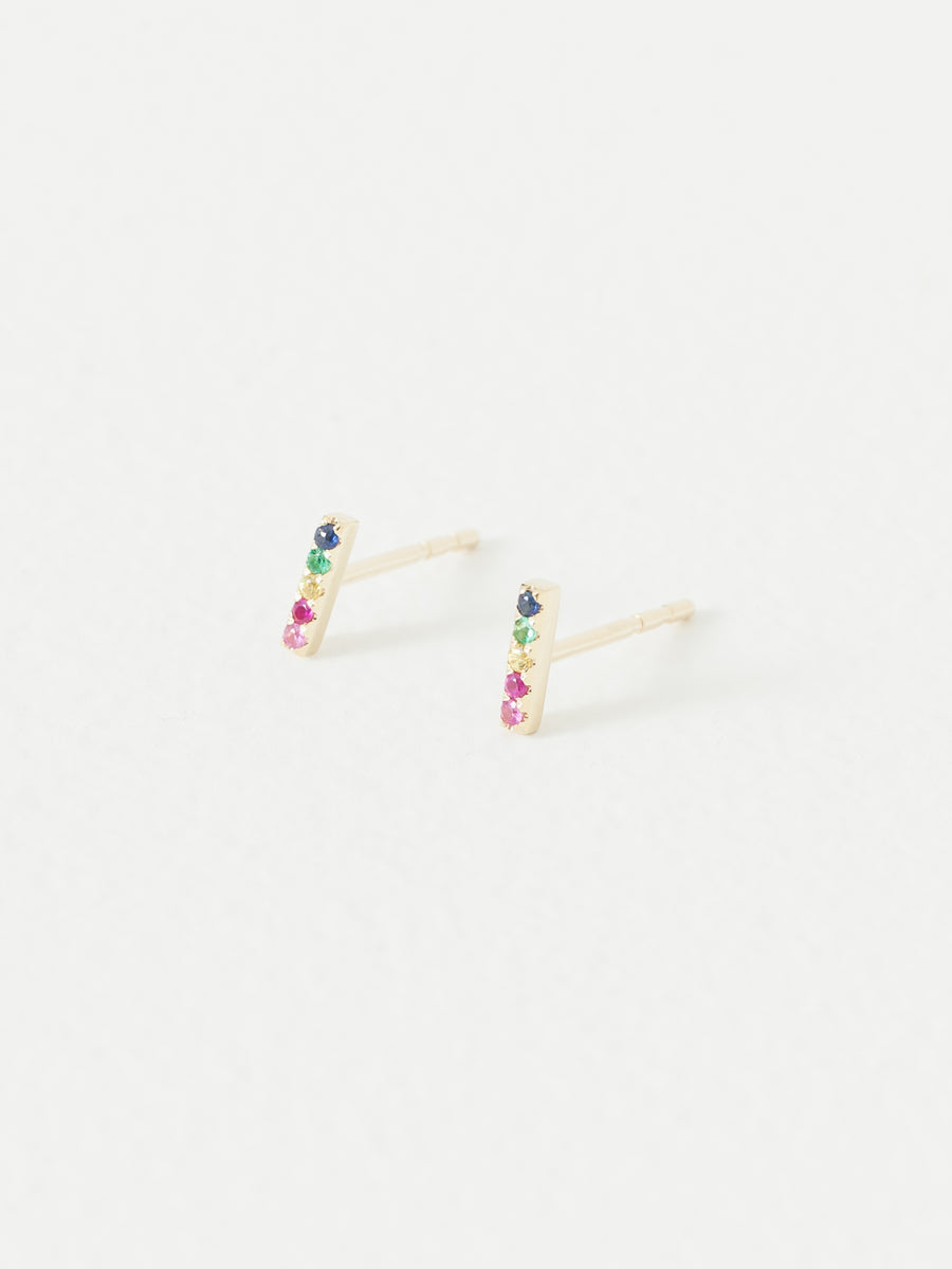 gabriela-artigas-gold-rainbow-stud-earrings
