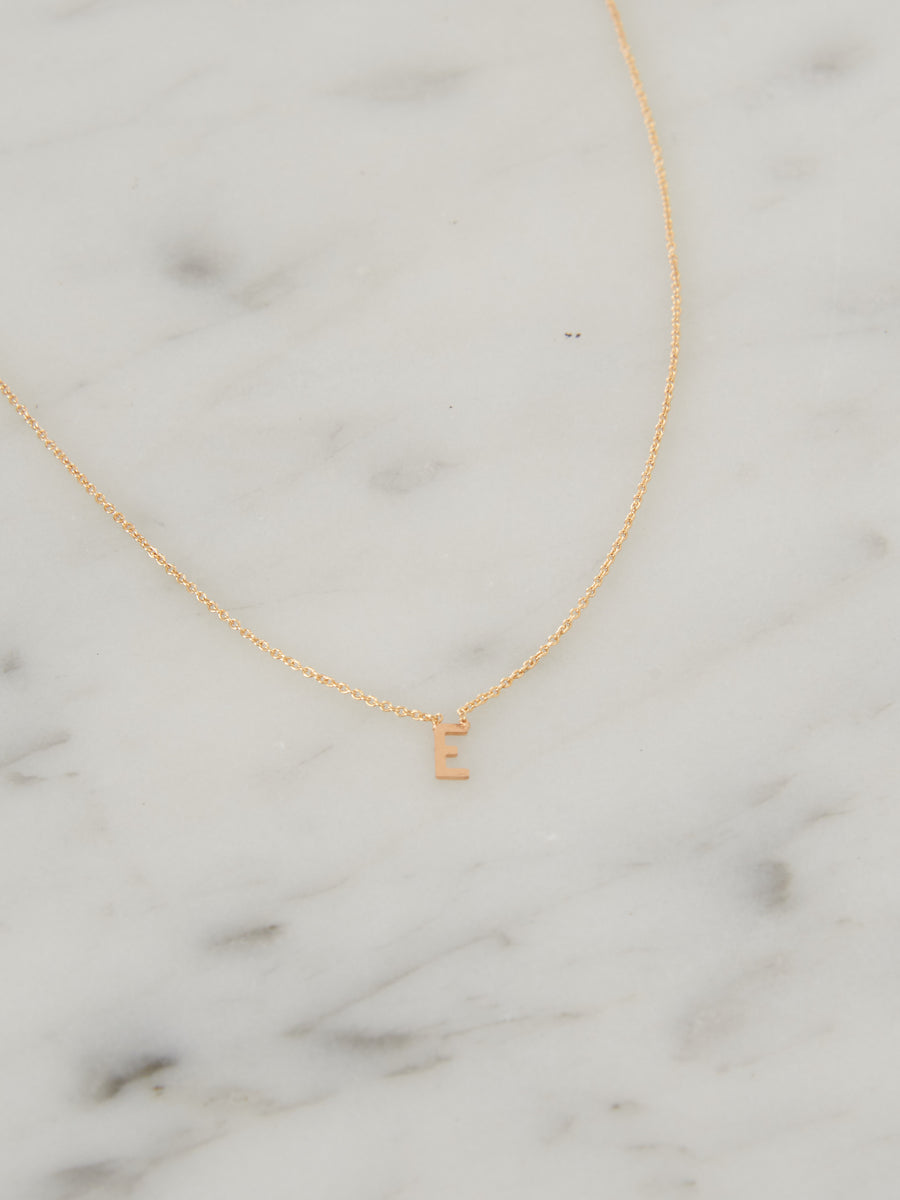 Gabriela-Artigas-Gold-Initial-Necklace