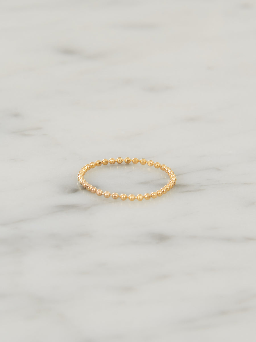 Gabriela-Artigas-Yellow-Gold-Ball-Chain-Ring