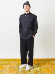 Overdyed Black Oxford