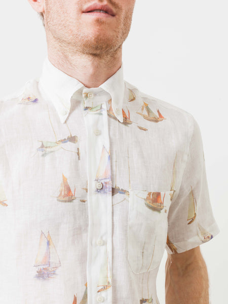 Short Sleeve Take Sail Shirt