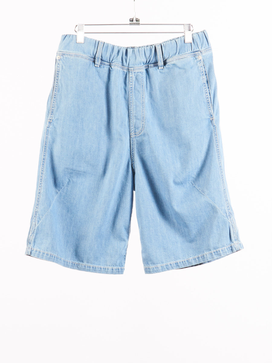 Henrik-Vibskov-Beach-Blue-Hang-Denim-Shorts