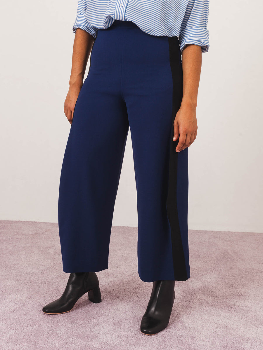 henrik-vibskov-navy-black-circle-pants-on-body