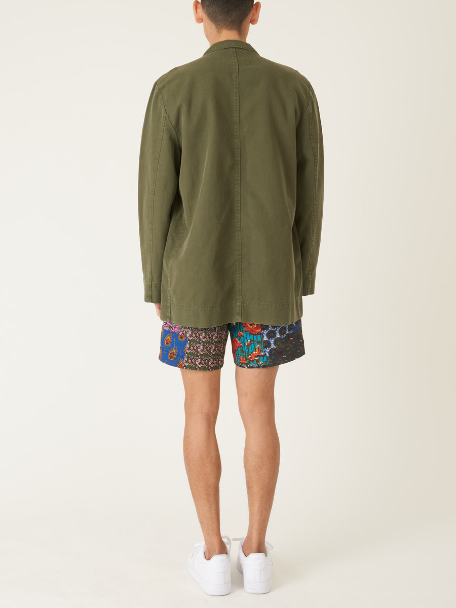 Henrik-Vibskov-Olive-Lazer-Blazer-on-body