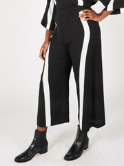 Black/White Moment Pants