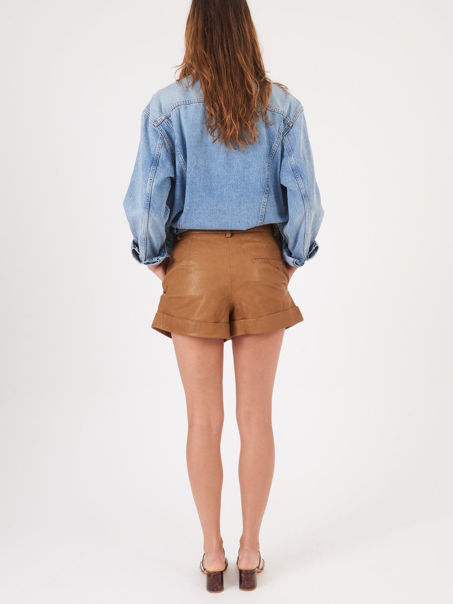 isabel-marant-camel-abot-shorts-on-body