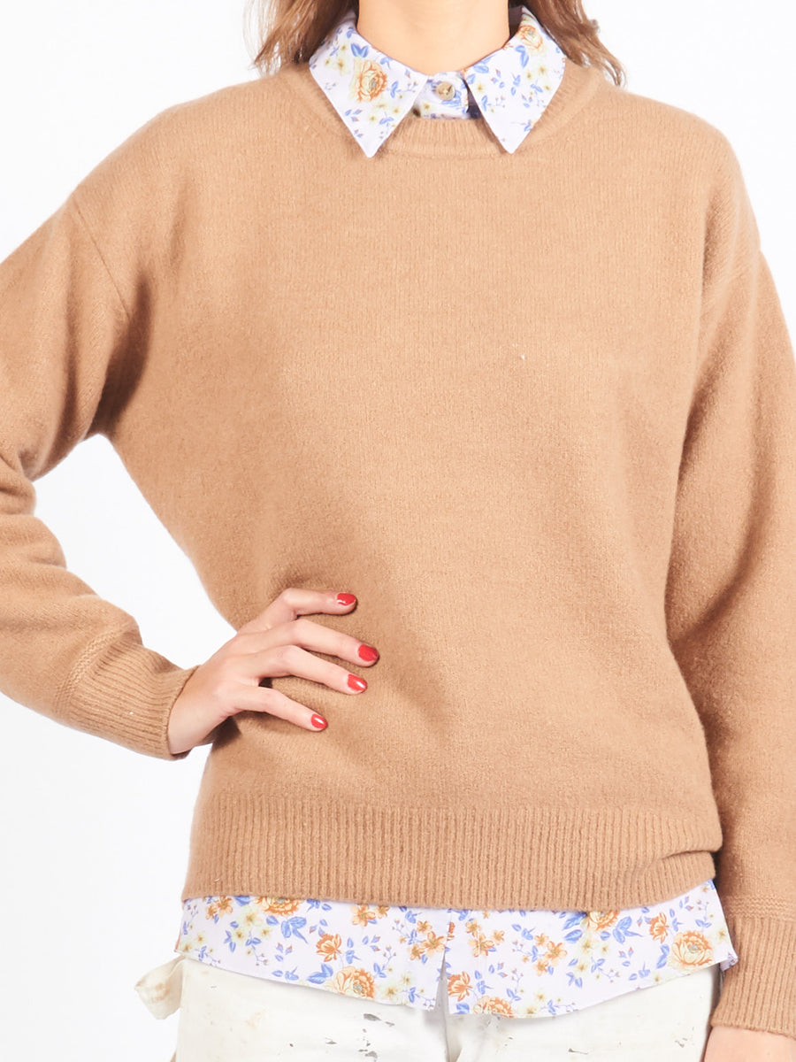 Beige Dalila Sweater