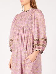 Isabel-Marant-Etoile-Lilac-Vanille-Dress-on-body