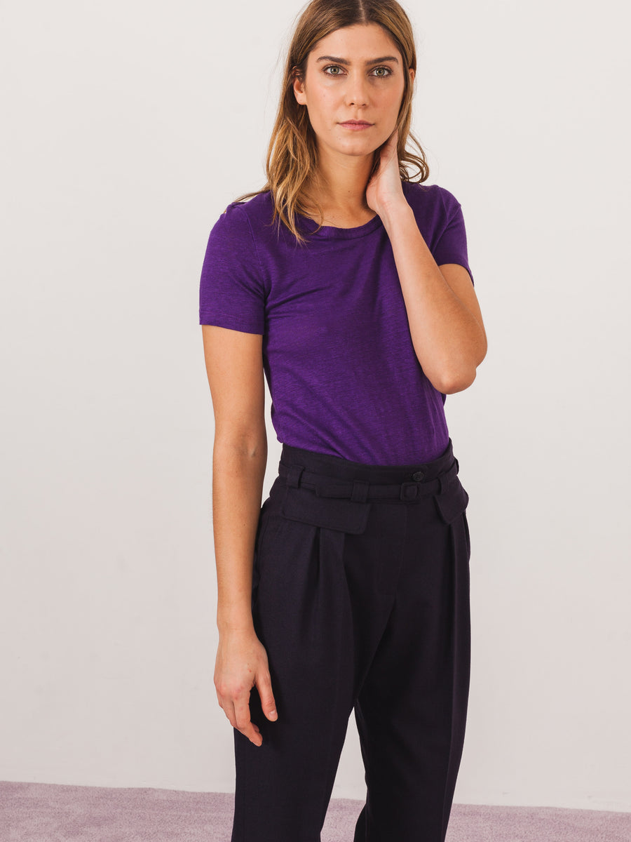 isabel-marant-etoile-purple-kiliann-t-shirt-on-body