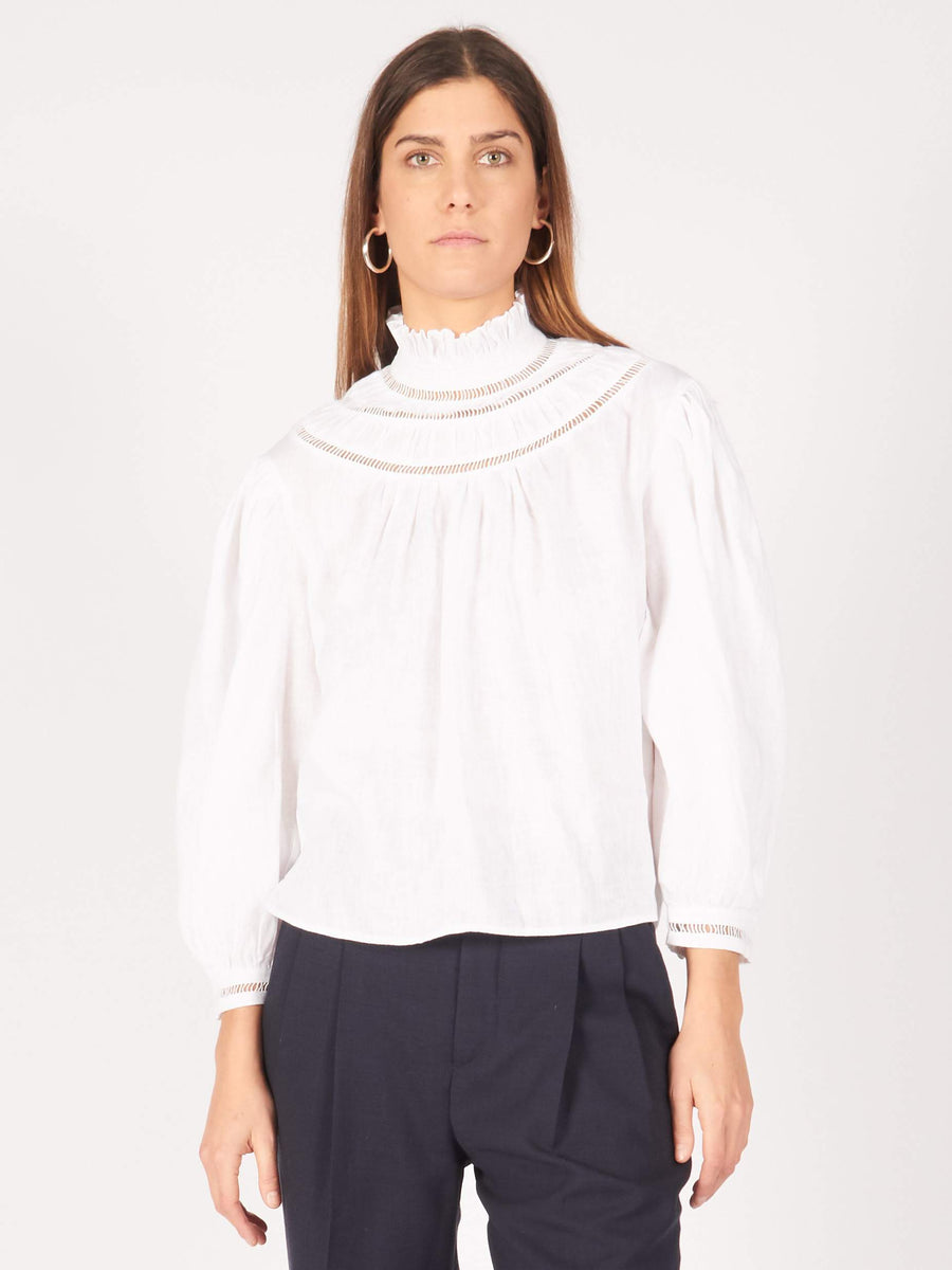 Isabel-Marant-Etoile-White-Amalia-Top-on-body