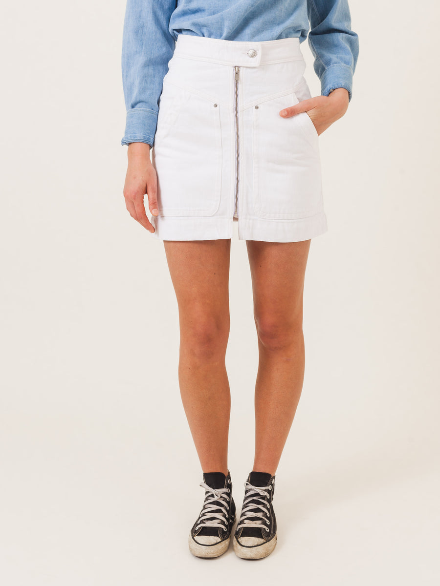 isabel-marant-etoile-white-loline-skirt-on-body