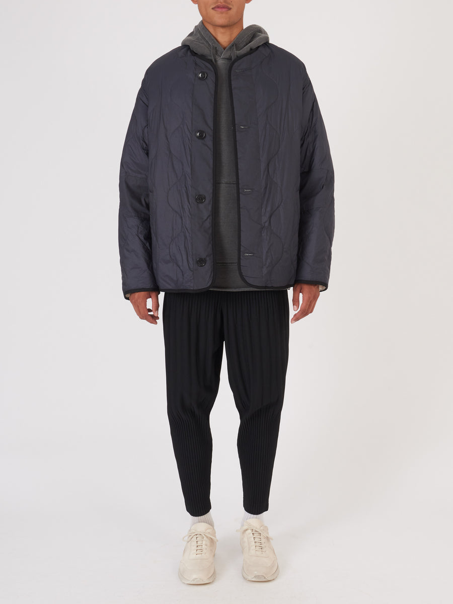 Isabel-Marant-Homme-Faded-Black-Demmah-Coat-on-body