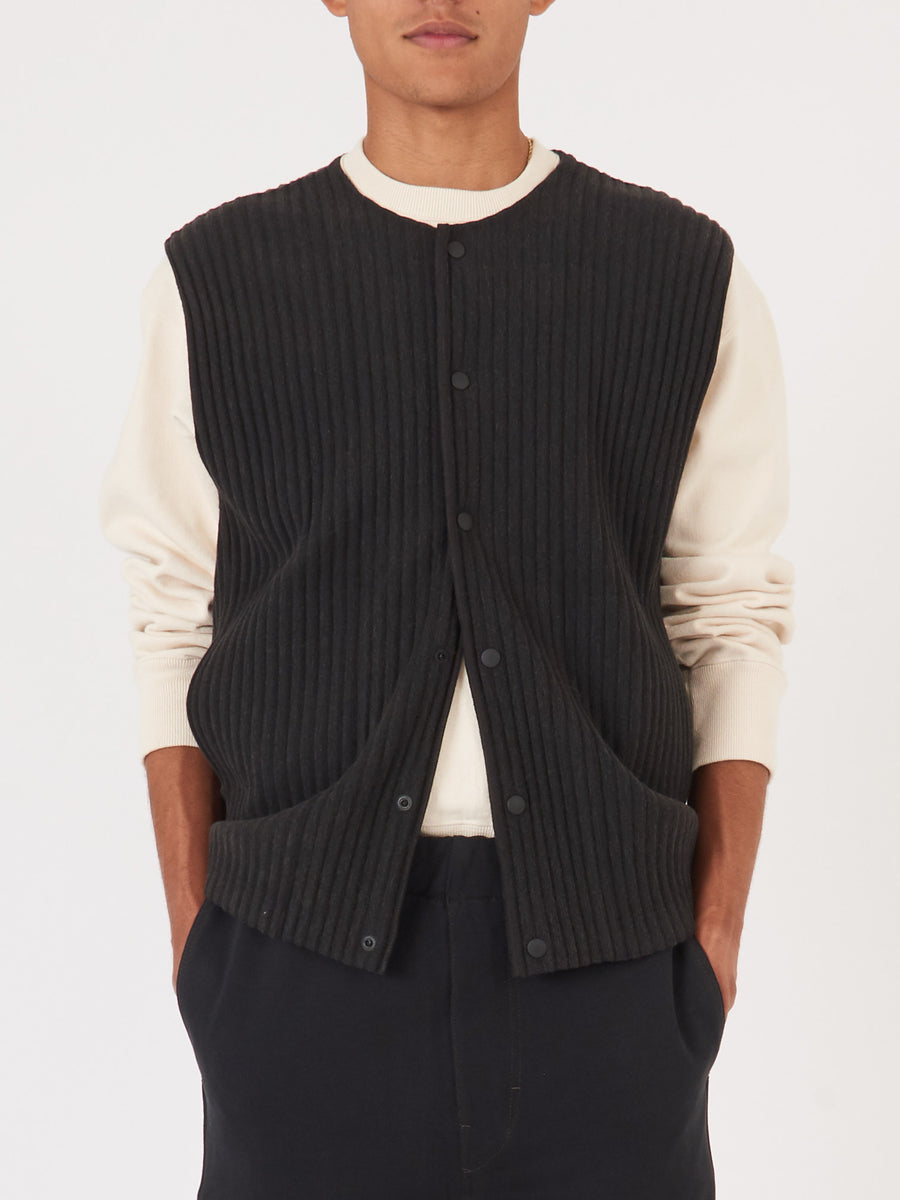 Grey Surface Vest