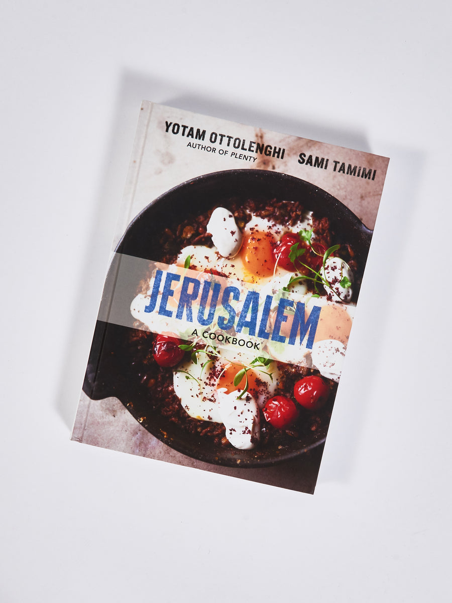 Jerusalem-Cookbook
