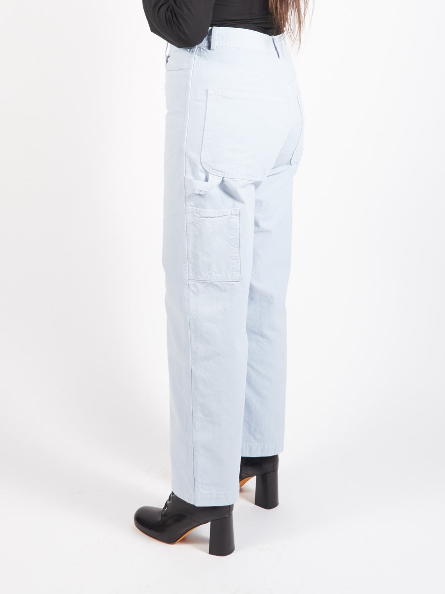 Smokey Blue Handy Pants