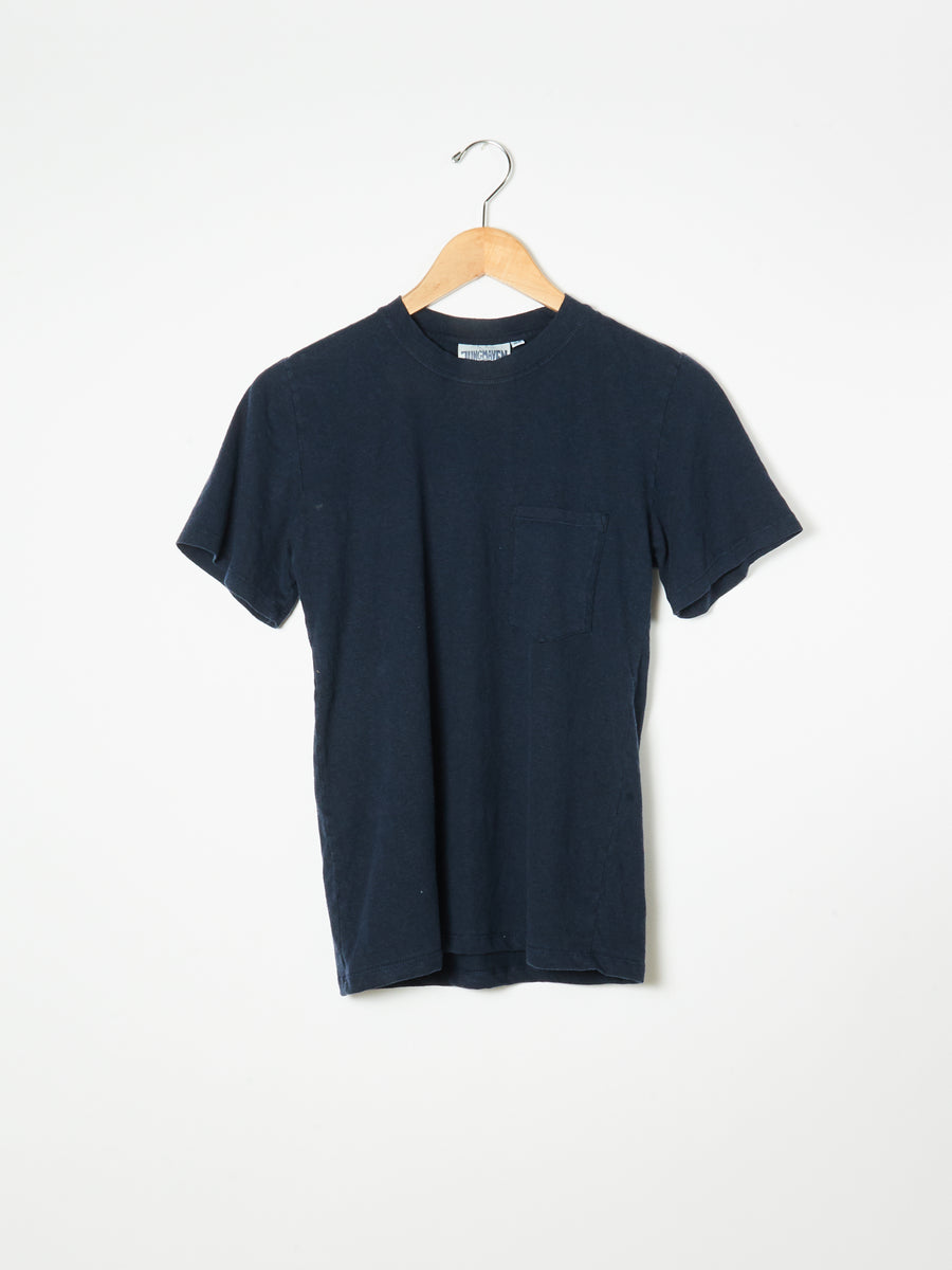 Navy Jung Pocket Tee