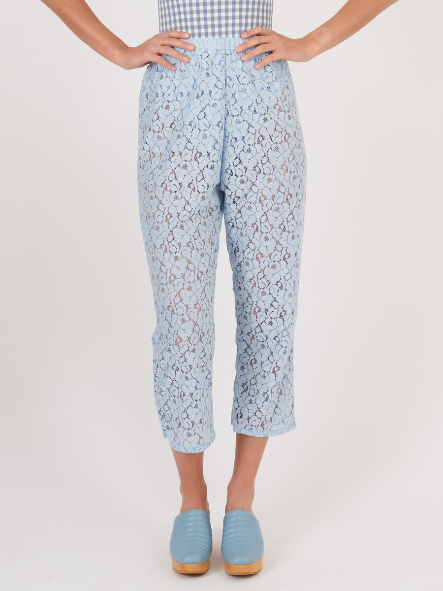 Kate-Towers-Light-Blue-Lace-Pants-on-body