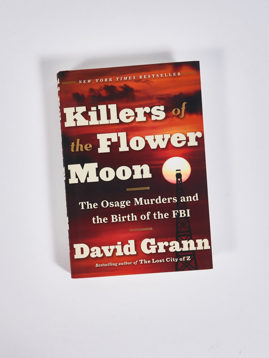 Killers-of-the-Flower-Moon-Book
