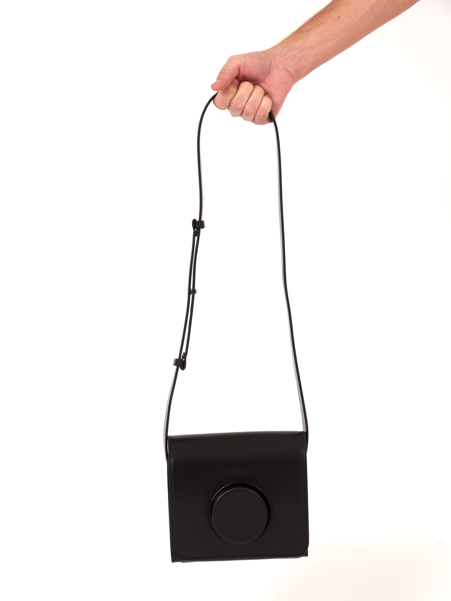 Lemaire-Black-Camera-Bag
