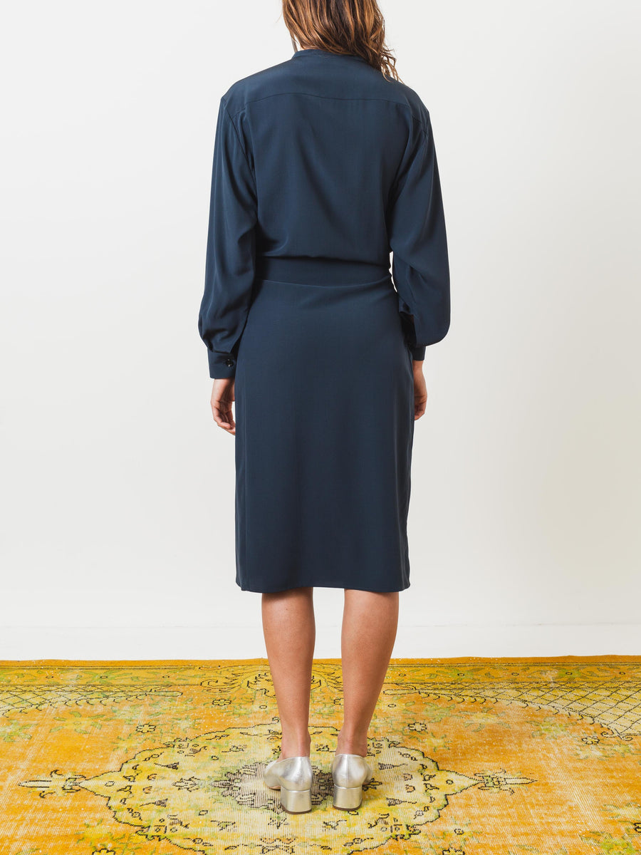 lemaire-midnight-twisted-dress-on-body