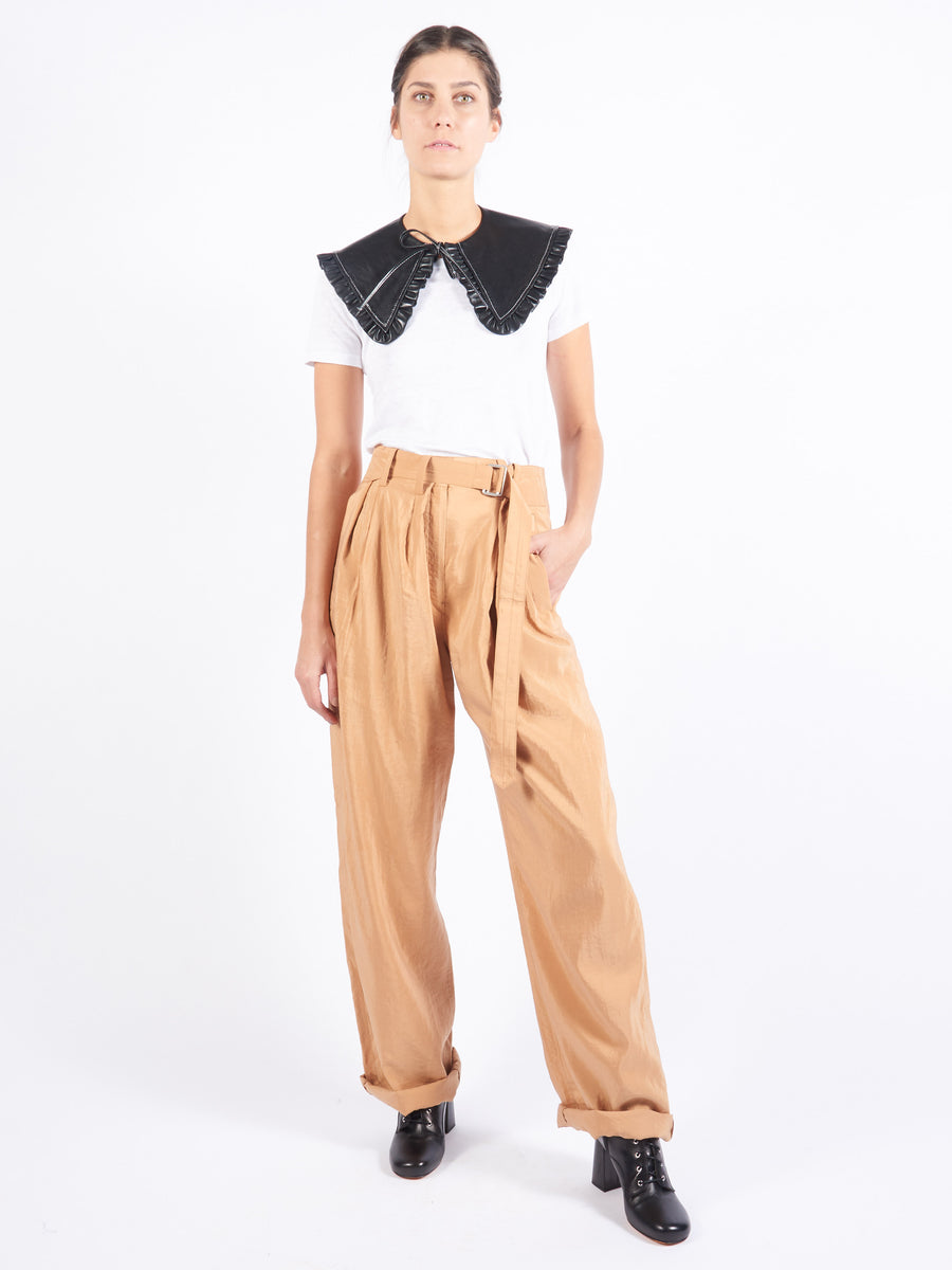 Sugar Brown Loose Pants