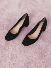 loeffler-randall-black-suede-jane-pumps