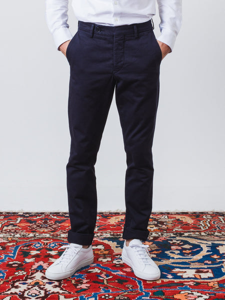 Navy Perfect Chino