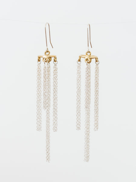 Better Late Than Never - Chandelier Earrings