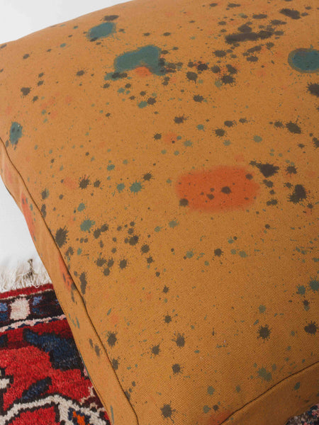 Splatter Dog Bed