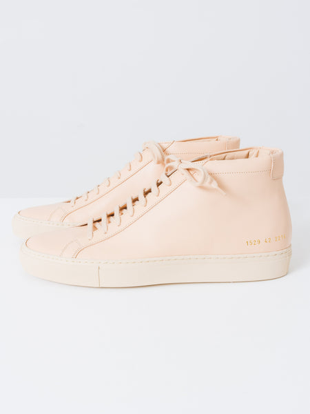 Common Projects - Natural Achilles Mid