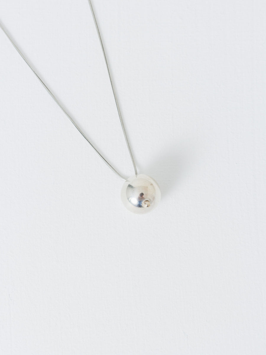 Sophie Buhai - Sphere Drop Necklace