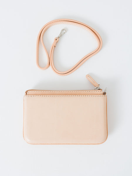 A.P.C. - Natural Fred Pouch