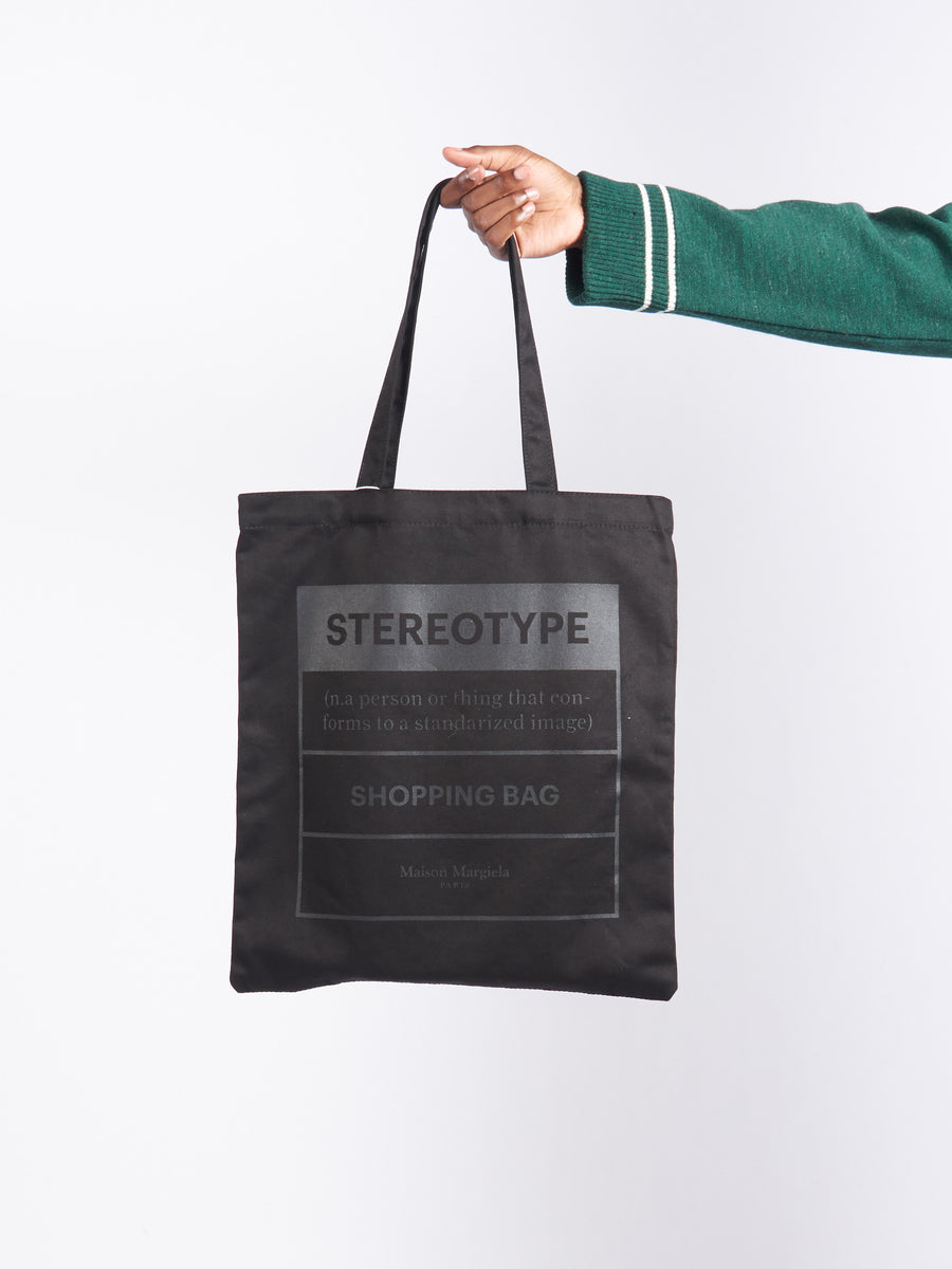 Stereotype Shopping Bag
