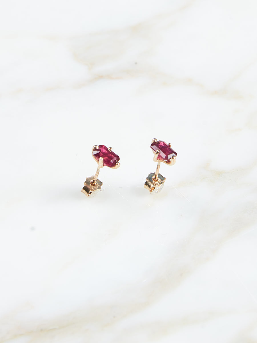 Ruby Guinevere Studs