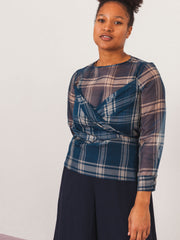 no-6-blue-plaid-kelly-wrap-top-on-body
