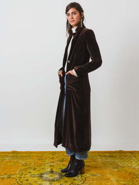 nomia-velvet-duster-brown-on-body