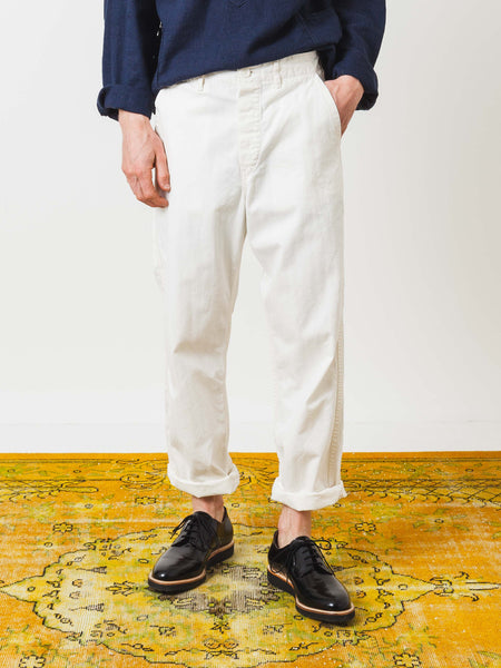 Orslow-Ecru-French-Work-Pants-on-body