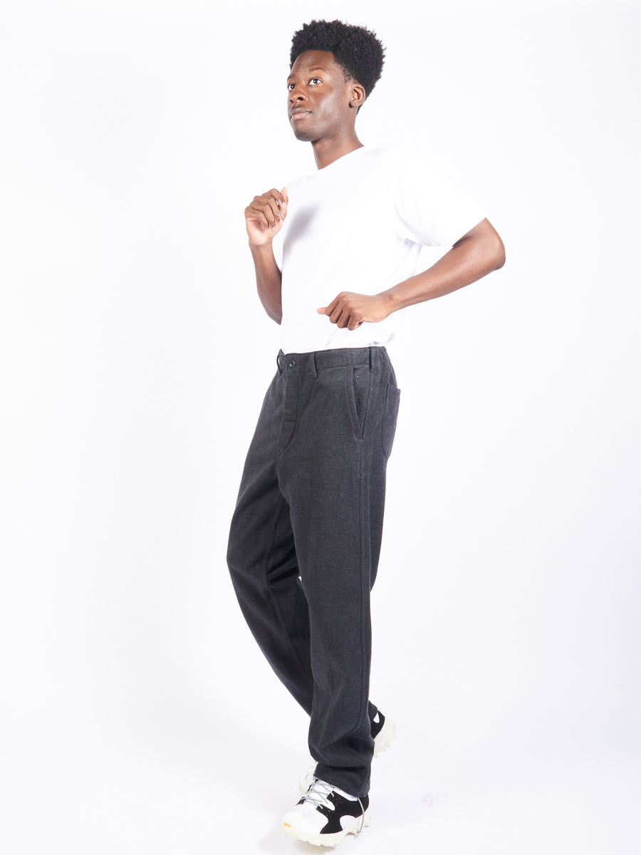 Grey French Work Pants