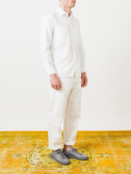 orslow-white-work-shirt-on-body